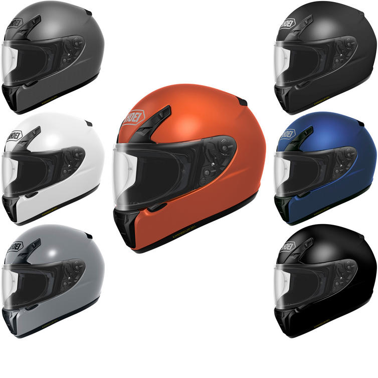 Shoei RYD Plain Motorcycle Helmet