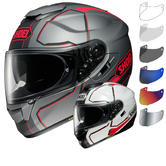 Shoei GT-Air Pendulum Motorcycle Helmet & Visor