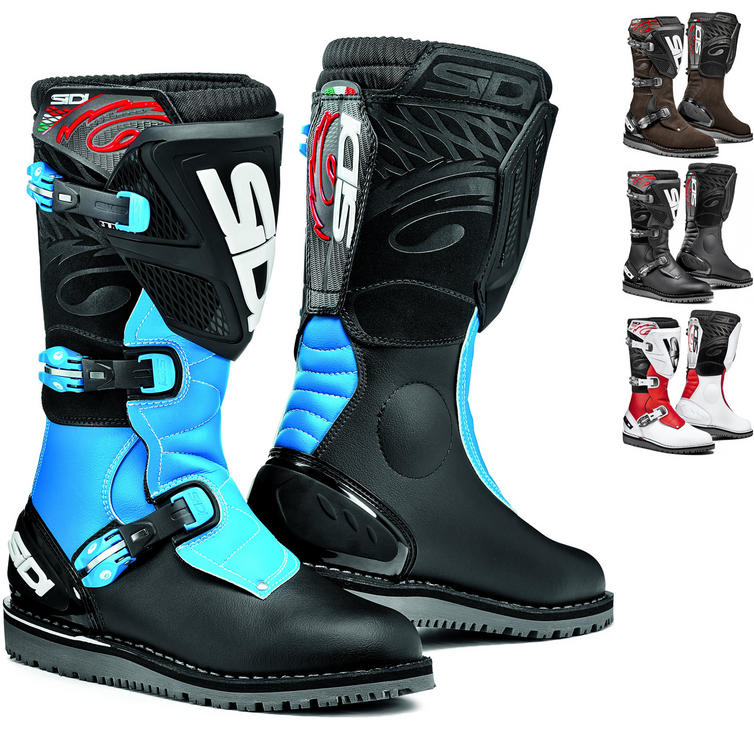 Sidi Trial Zero.1 Motorcycle Boots