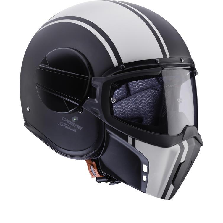 Caberg Ghost Legend Open Face Motorcycle Helmet