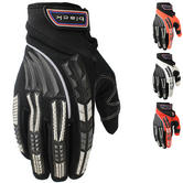 Black Claw Motocross Gloves