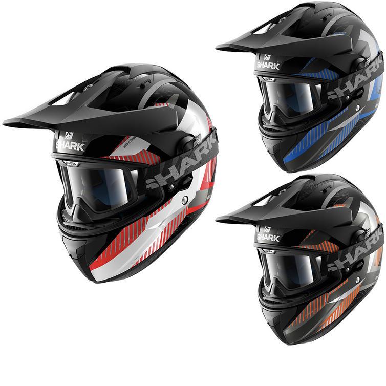 Shark Explore-R Peka Dual Sport Helmet