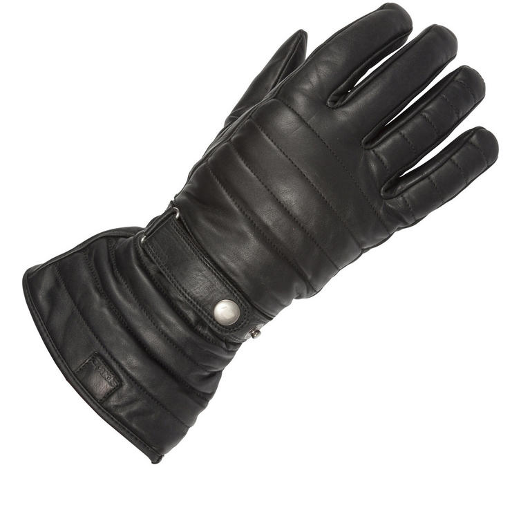 Spada Gauntlet Leather Motorcycle Gloves
