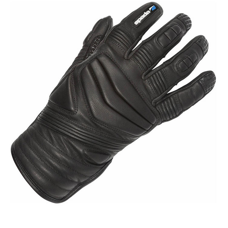 Spada Salt Flats Leather Motorcycle Gloves