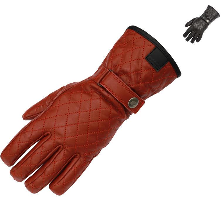 Spada Hartbury Ladies Leather Motorcycle Gloves