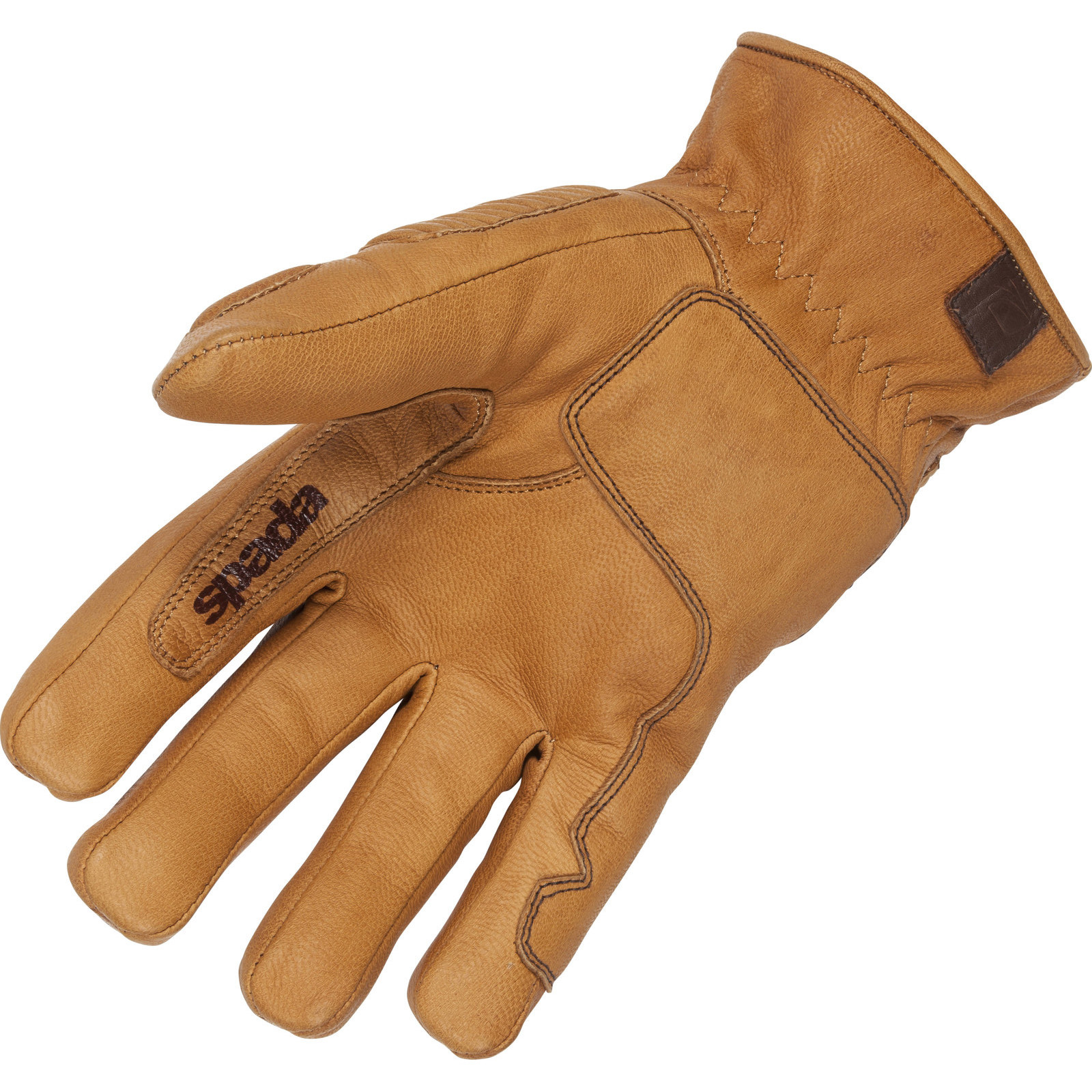 Motorcycle leather gloves waterproof -  Picture 3 Of 3