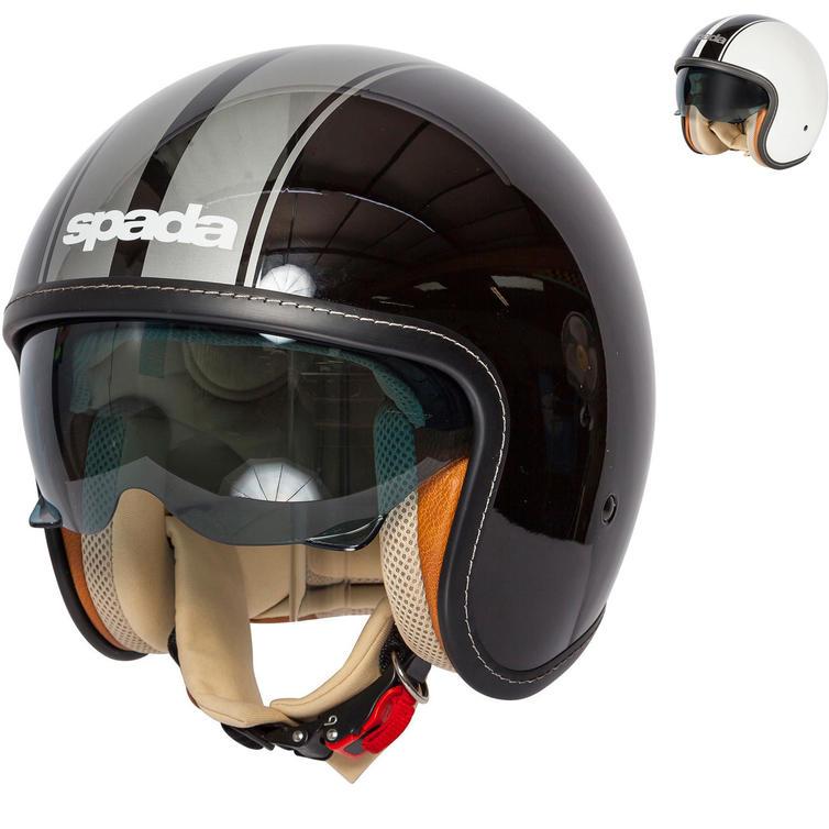 Spada Raze Kromatik Open Face Motorcycle Helmet