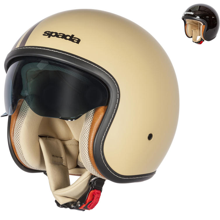 Spada Raze Sandanista Open Face Motorcycle Helmet