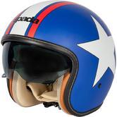 Spada Raze 'Vil Open Face Motorcycle Helmet