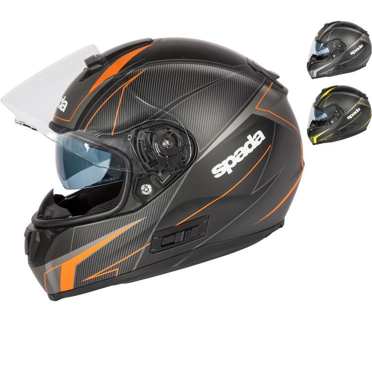 Spada SP16 Linear Motorcycle Helmet