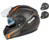 Spada SP16 Linear Motorcycle Helmet