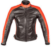 Spada Turismo Autumn Sun Ladies Leather Motorcycle Jacket