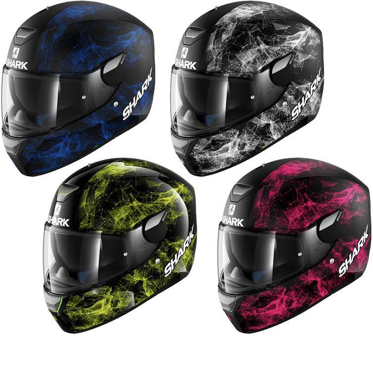 Shark Skwal Hiya Motorcycle Helmet