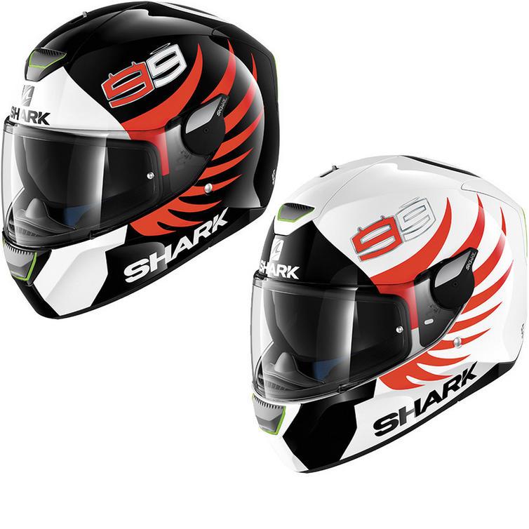 Shark Skwal Lorenzo Motorcycle Helmet