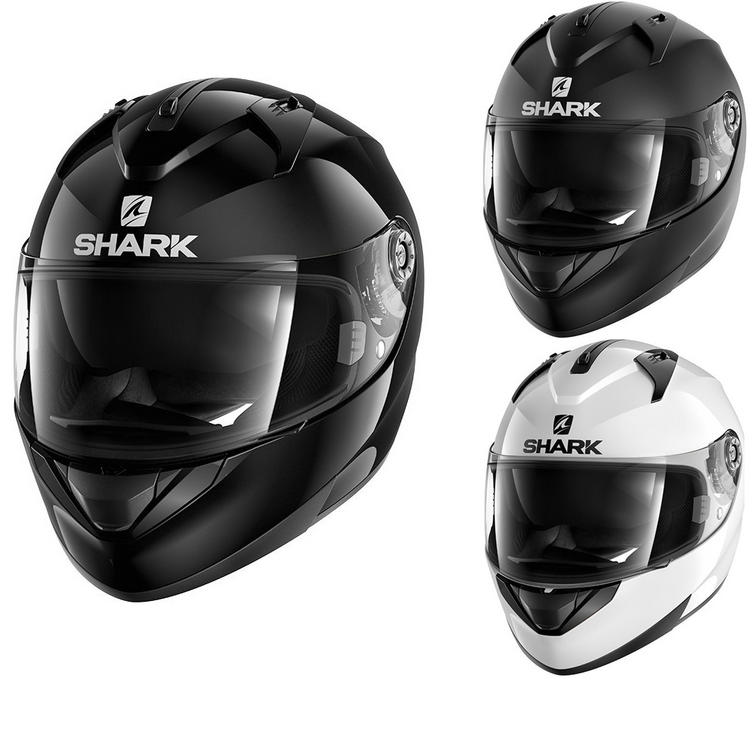 Shark Ridill Blank Motorcycle Helmet