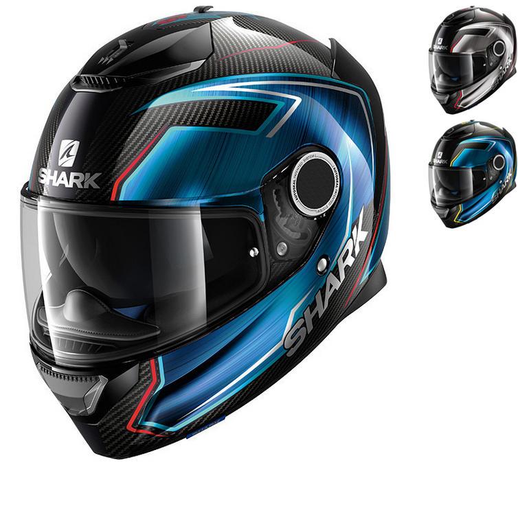Shark Spartan Carbon Guintoli Motorcycle Helmet