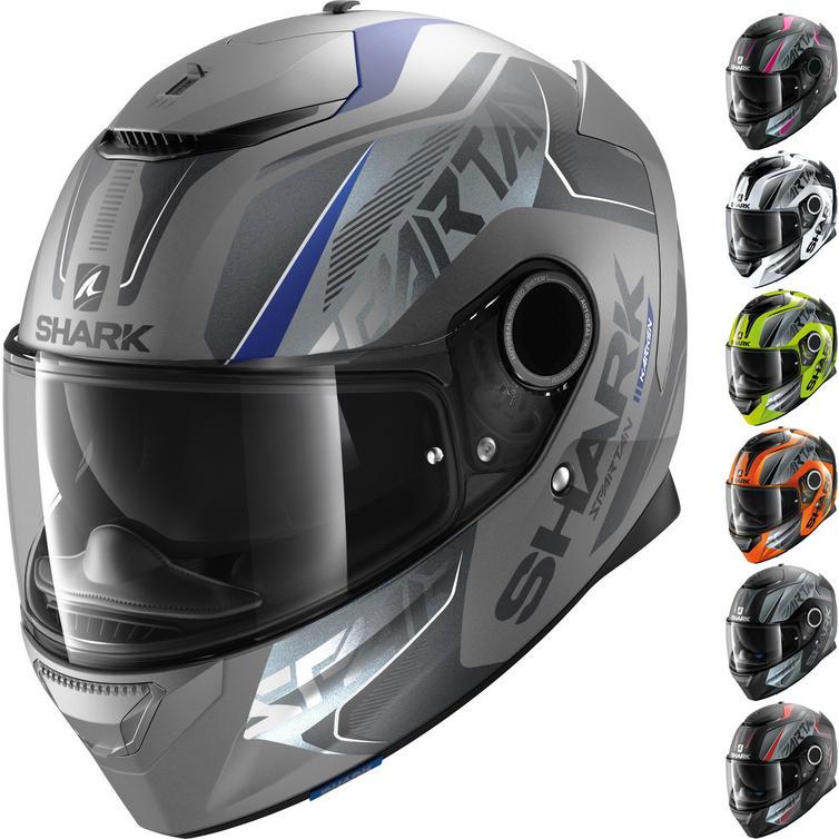 Shark Spartan Karken Motorcycle Helmet