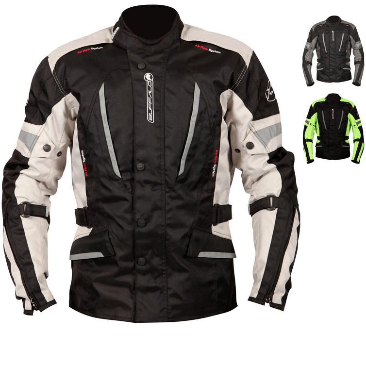 Buffalo Cyclone Motorcycle Jacket