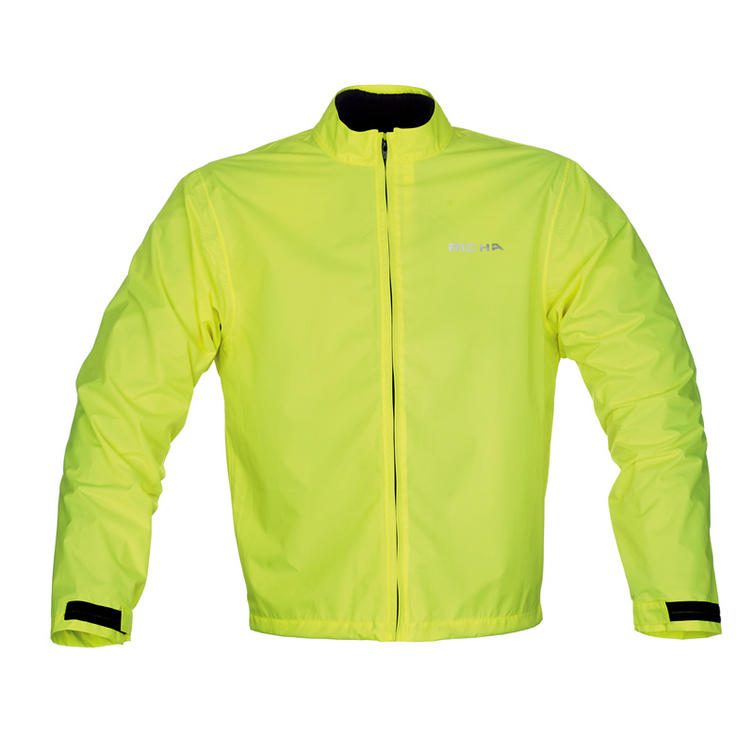 Richa Fluo Rain Motorcycle Over Jacket