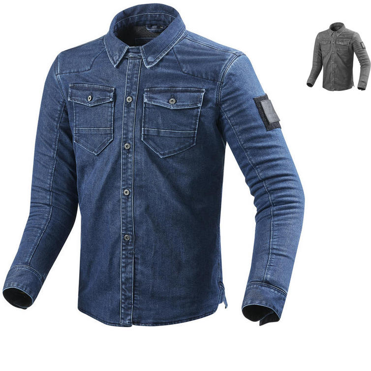 Rev It Hudson Motorcycle Overshirt