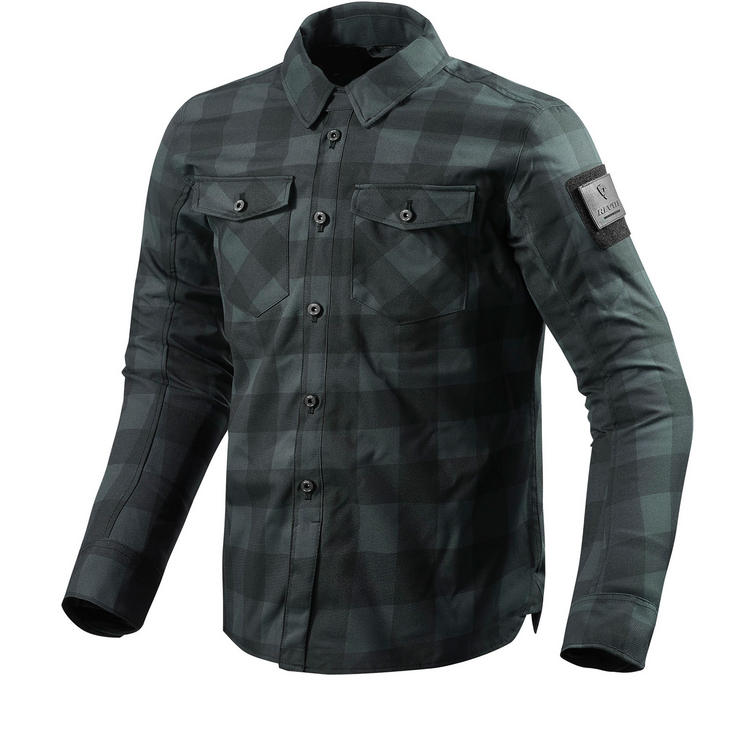 Rev It Bison Motorcycle Overshirt