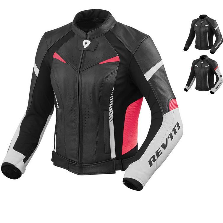 Rev It Xena 2 Ladies Leather Motorcycle Jacket