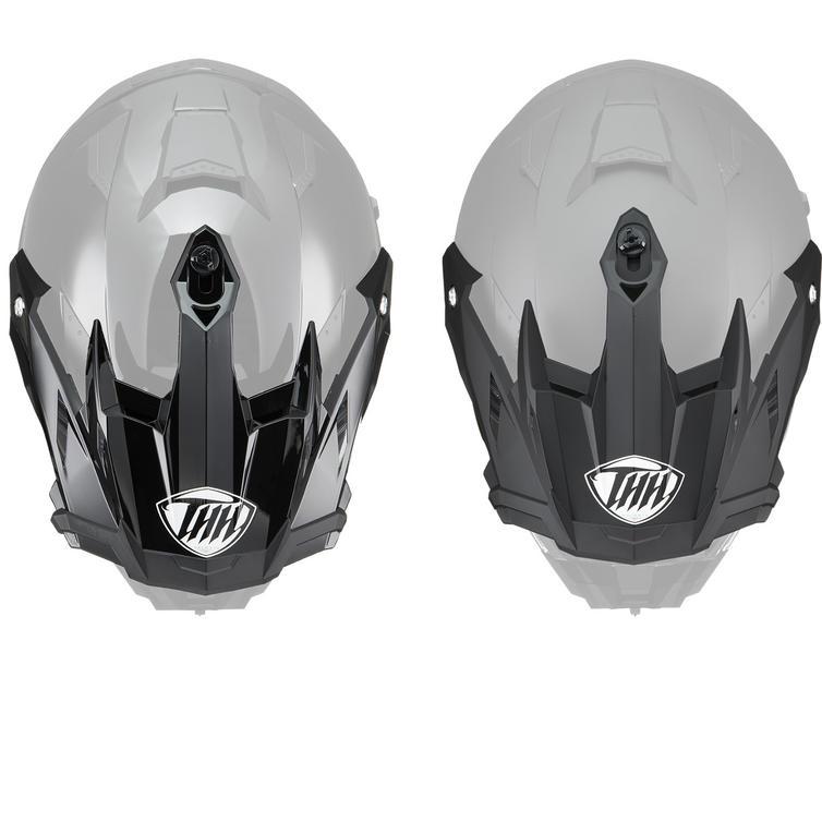 THH TX-27 Solid Motocross Peak