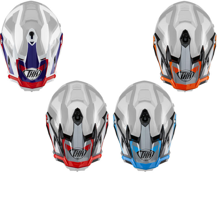 THH TX-27 #3 Venture Dual Sport Motocross Peak