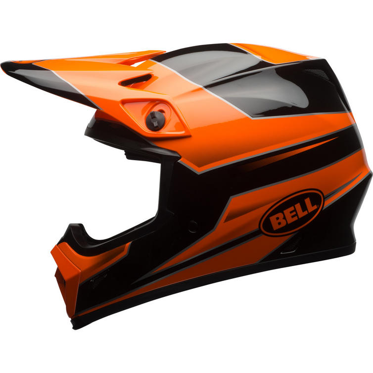 bell mx 9 mips stryker motocross helmet motocross helmets. Black Bedroom Furniture Sets. Home Design Ideas