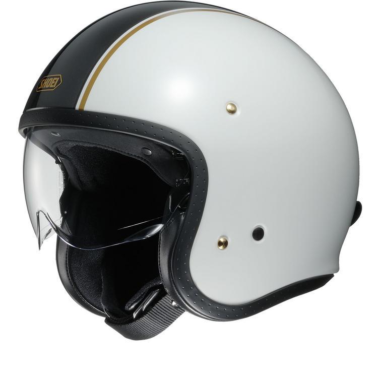 Shoei J.O Carburettor Open Face Motorcycle Helmet