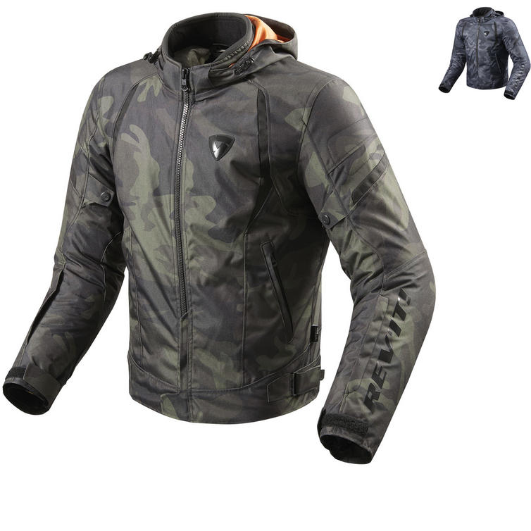 Rev It Flare Motorcycle Jacket