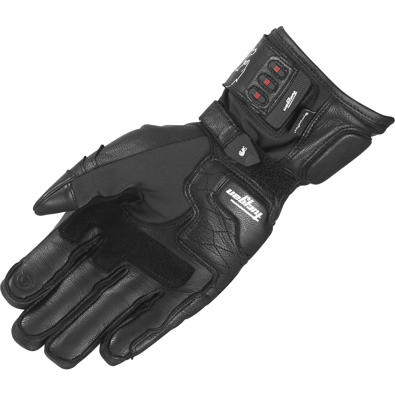 Furygan-Mercury-Sympatex-Leather-Motorcycle-Gloves-All-Season-Sports-Motorbike