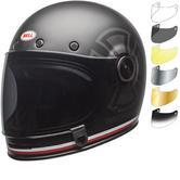 Bell Bullitt SE Independent Motorcycle Helmet & Visor