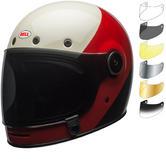 Bell Bullitt Triple Threat Motorcycle Helmet & Visor