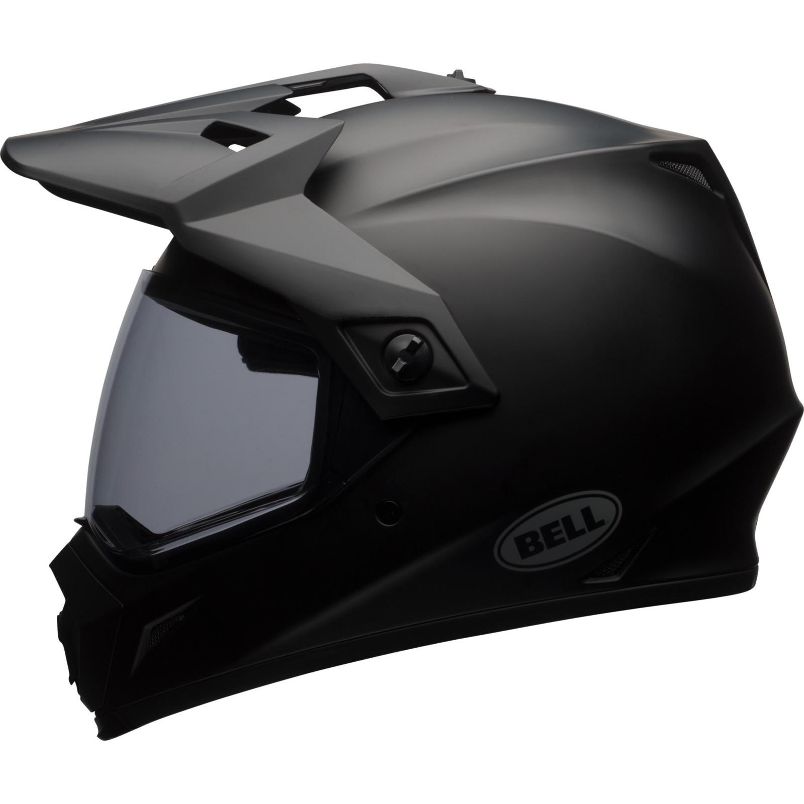 Bell MX-9 Adventure MIPS Helmet Matte Black Size XL