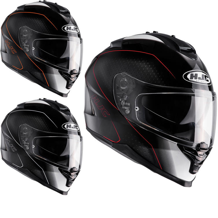 HJC IS-17 Arcus Motorcycle Helmet