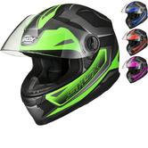 Shox Sniper Spear Motorcycle Helmet