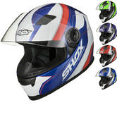 Shox Sniper Scope Motorcycle Helmet