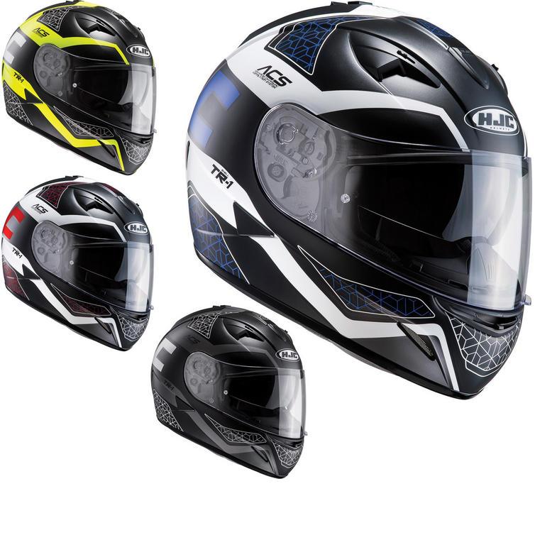 HJC TR-1 Tholos Motorcycle Helmet