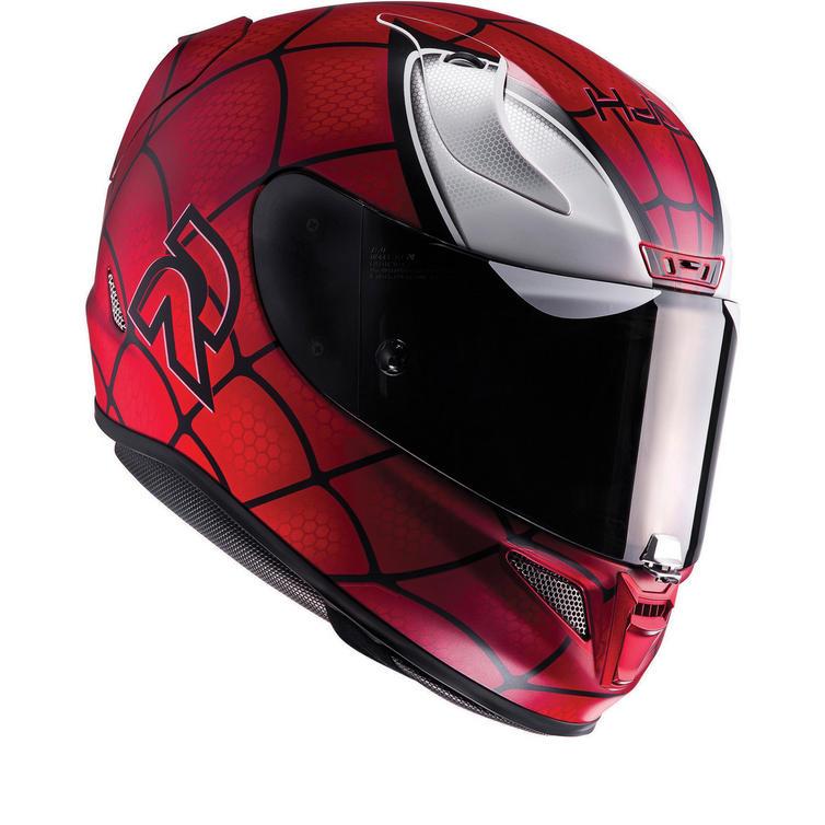 HJC RPHA 11 Spiderman Marvel Limited Edition Motorcycle Helmet