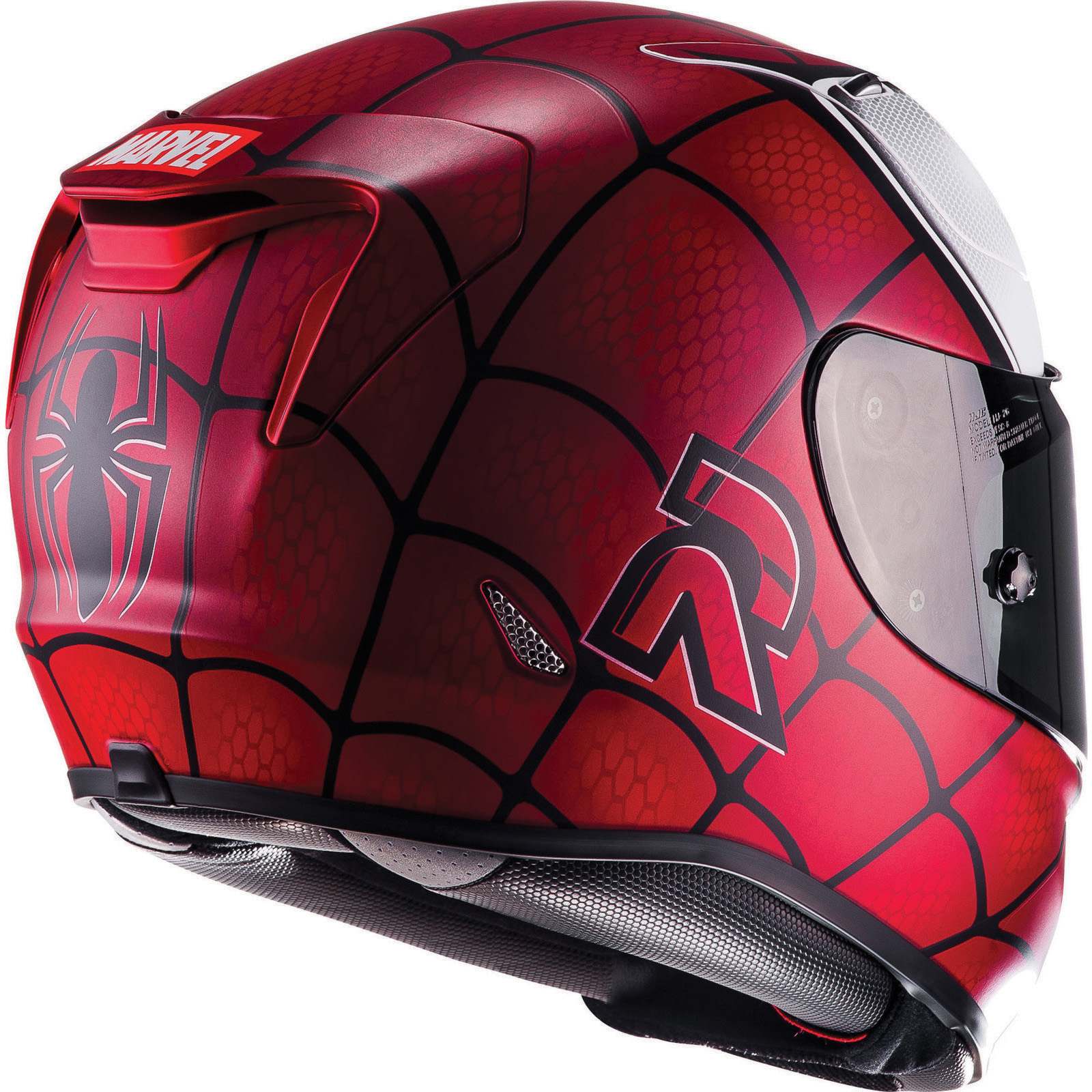 HJC RPHA 11 Spiderman Red Motorcycle Helmet MC1SF Limited