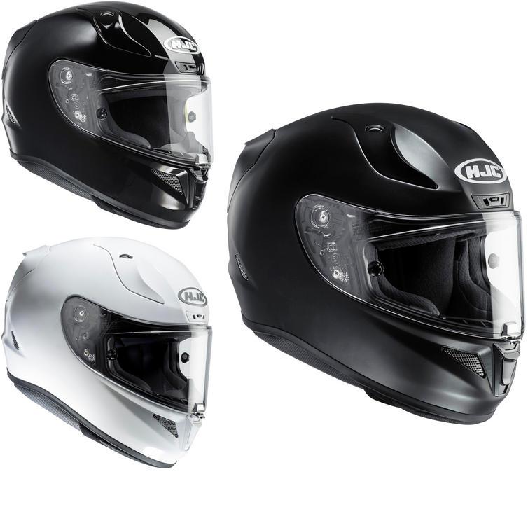HJC RPHA 11 Plain Motorcycle Helmet