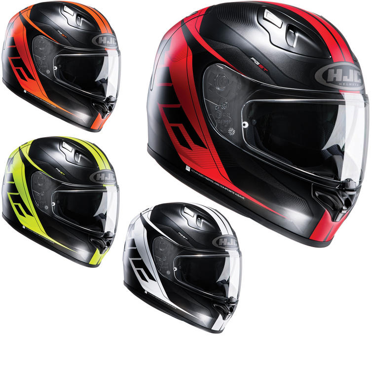 HJC FG-ST Crono Motorcycle Helmet