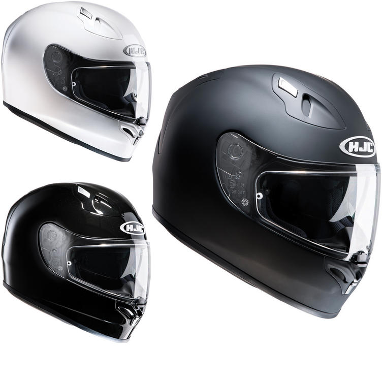 HJC FG-ST Plain Motorcycle Helmet
