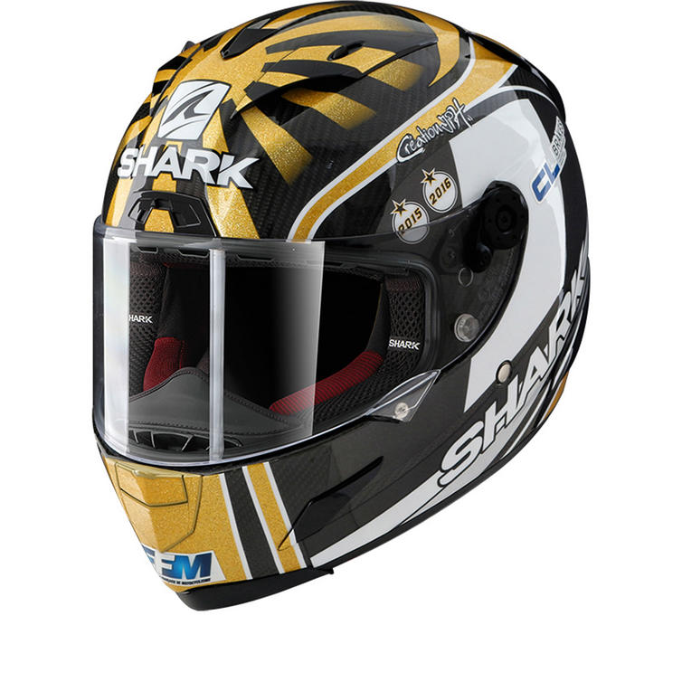 Shark Race-R Pro Carbon Zarco Limited Edition Motorcycle Helmet