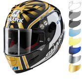 Shark Race-R Pro Carbon Zarco Limited Edition Motorcycle Helmet & Visor