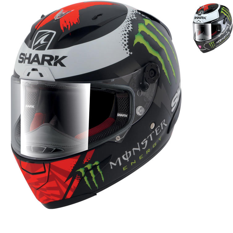 Shark Race-R Pro Lorenzo Monster Motorcycle Helmet