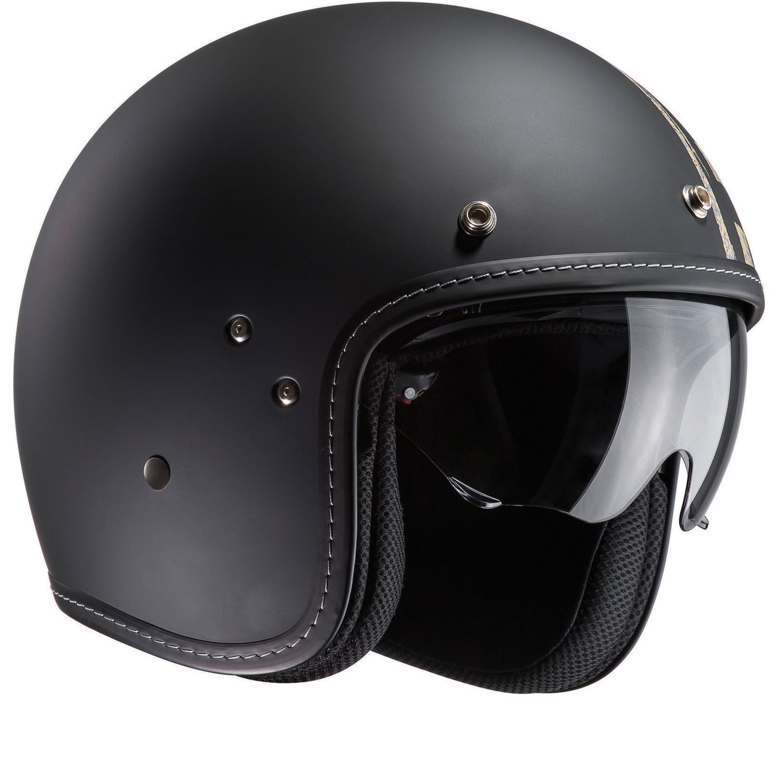 hjc fg 70s burnout open face motorcycle helmet. Black Bedroom Furniture Sets. Home Design Ideas