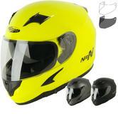 Nitro N2300 Uno DVS Motorcycle Helmet & Visor