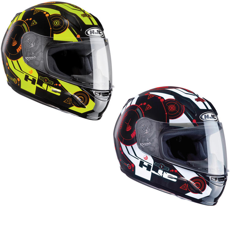 HJC CL-Y Simitic Youth Motorcycle Helmet